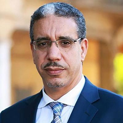 Minister Aziz Rebbah