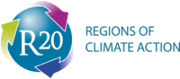 Regions of Climate Action (R20) Logo