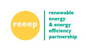 Renewable Energy and Energy Efficiency Partnership Logo