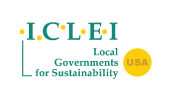 ICLEI Local Governments for Sustainability USA Logo